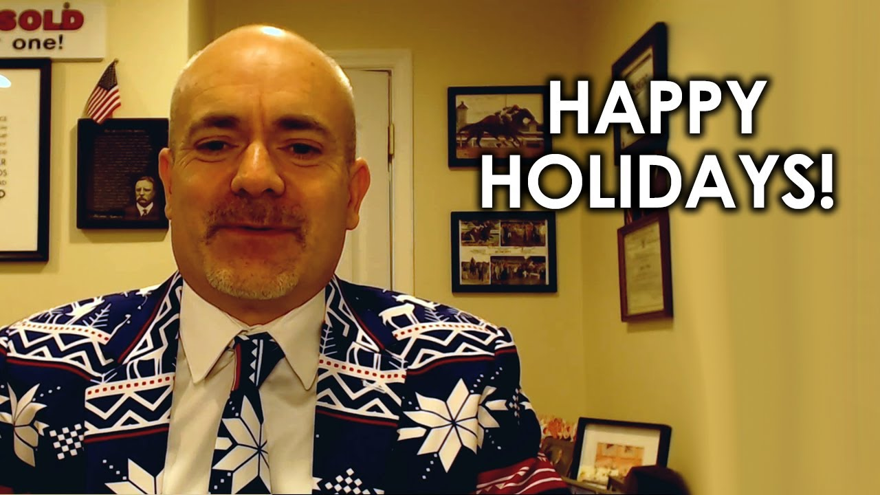 Happy Holidays and Stay Safe