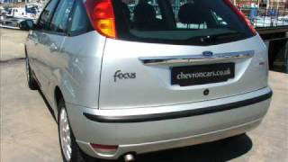 2003 Ford Focus 1.8 TDCi Ghia *****SOLD*****