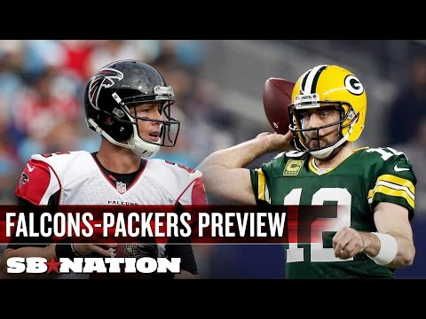 Video: Falcons vs. Packers | NFC Championship preview | Uffsides | NFL