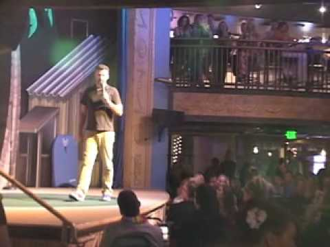 Harland Williams, Jon Lovitz Comedy Club, Universal Studios City Walk
