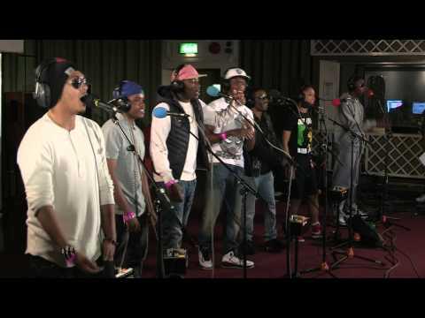 Krept n' Konan, RIO, C4, L Marshall, PW & RoxXxan – 1Xtra Dub (Live Lounge)