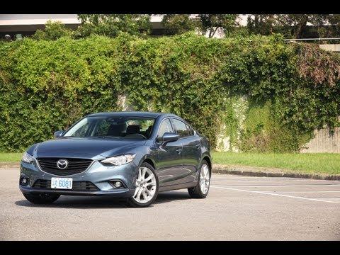 滿分!Mazda 6 Skyactiv-D
