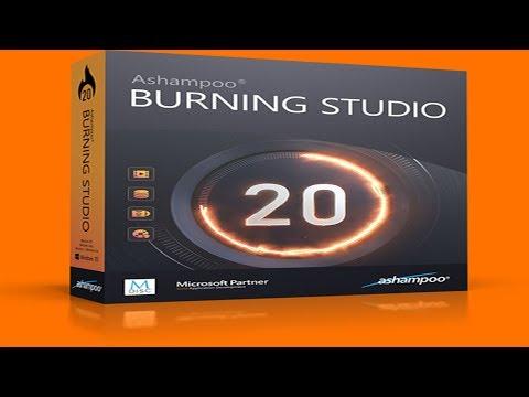 Ashampoo Burning Studio v20.0.1.3.+ CRACK PTB 2019