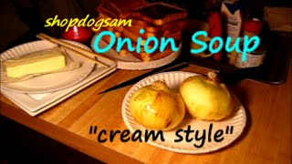 How To Make Onion Soup / Soul Food / Easy Recipe