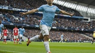 Manchester City Destroyed Arsenal 6:3 All Goals And Highlights HD 720p 14.12.2013.