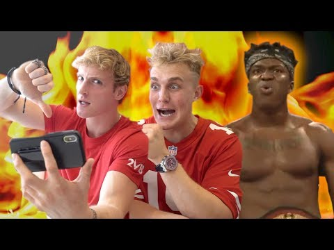 ors Are Responding To Logan Paul's Rat-Tazing With Hilarious Memes