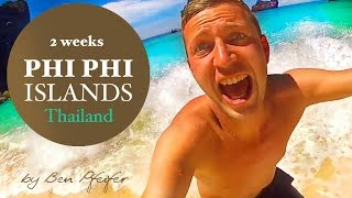Phi Phi Island - Maya Bay - Phi Phi Island Village - Thailand 2014 - The Beach - Di Caprio