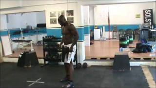MMA CIRCUIT TRAINING #1