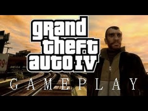 GTA gameplay - What does the American Dream mean today? For Niko Bellic fresh off the boat from Europe, it is the hope he can escape his past. For his cousin, Roman, it is ...