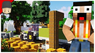 Hermitcraft 7 | Ep.39: PUMPKIN PATCH, GREENHOUSE & GOLF!