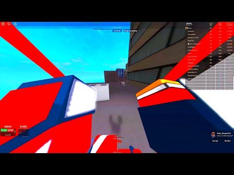 Roblox Parkour: Testing New Map in Testing Game! { first time }