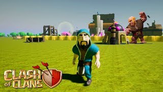 Video What if Clash of Clans was a FIRST PERSON 3D Game?! | Clash of Clans in 2018? [CoC 2018] MP3, 3GP, MP4, WEBM, AVI, FLV November 2017