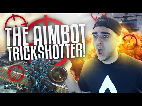 THE AIMBOT TRICKSHOTTER!!