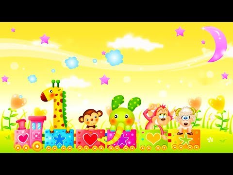 LULLABY MOZART for BABIES Brain Development #249 Baby Music to Sleep, Classical Music for Babies