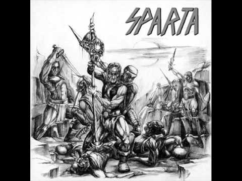 Sparta Fighting to be Free online metal music video by SPARTA