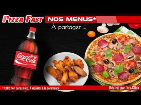 Beauvais pizza fast mennecy livre des pizzas à domicile et au