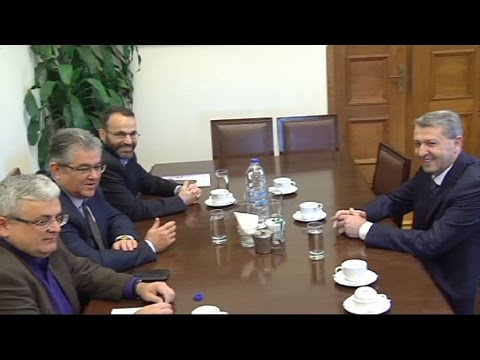 Συνάντηση Γ.Λιλλήκα με Δ.Κουτσούμπα για τις εξελίξεις στο Κυπριακό