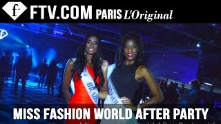 Miss Fashion World After Party with FashionTV - YouTube