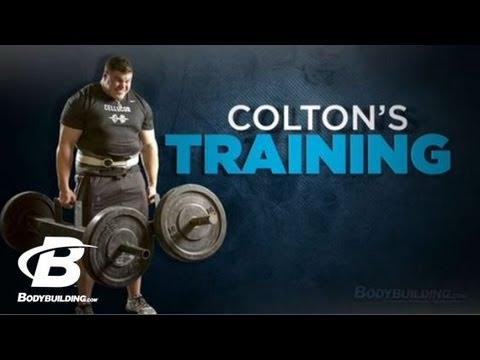 Colton Leonard's Training & Fitness Program – Bodybuilding.com