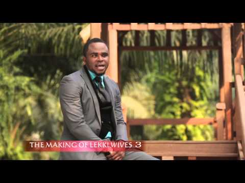 LEKKI WIVES SEASON 3. THE MAKING