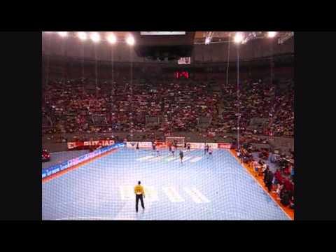 Balonmano Atlético de Madrid - Barcelona 10.12.2011 'Ambiente'