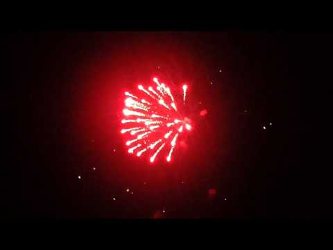 Disney Dream Fireworks