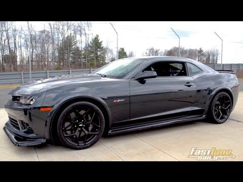 2014 Chevrolet Camaro Z28 EXCLUSIVE - Fast Lane Daily