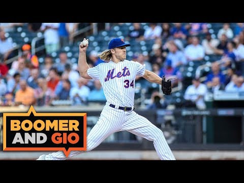 Video: Could Noah Syndergaard be TRADED to the YANKEES?! | Boomer & Gio