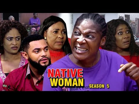 NATIVE WOMAN PART 5 - Best Of Mercy Johnson New Movie 2019 Full HD (Nollywoodpicturestv)