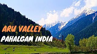 Pahalgam India  city photos : Pahalgam Beautiful Aru Valley Kashmir India *HD*