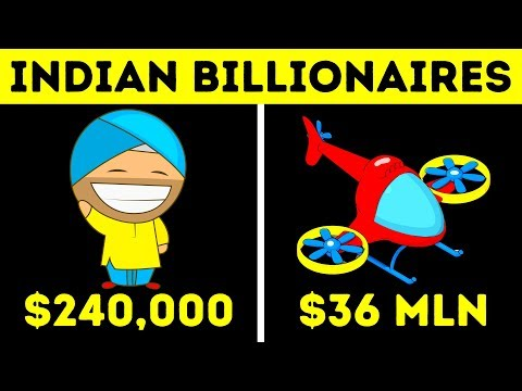 11 Strange Things Indian Billionaires Bought Once