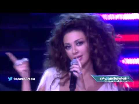 """ميريام فارس تؤدي أولى أغنياتها من ألبومها الجديد حصريا في """"ستار أكاديمي 10"""""""