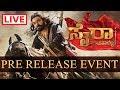 Sye Raa Kannada Pre Release Event