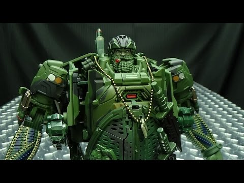 Wei Jiang DETECTIVE (Age of Extinction Hound): EmGo's Transformers Reviews N' Stuff