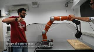 A Self-Adaptive Robot Control Framework for Improved Tracking and Interaction Performances in Low-Stiffness Teleoperation