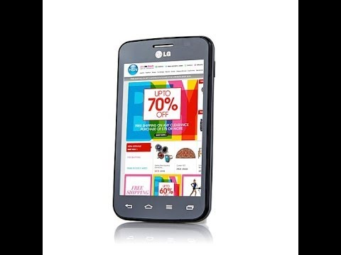 TracFone LG Optimus Dynamic Android II