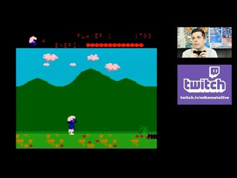 Colecovision Games!  Mike Matei live stream