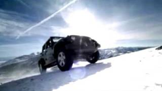 New Jeep commercial spot