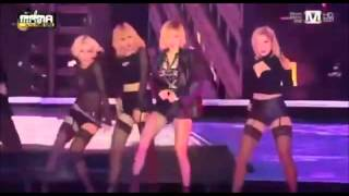 Not my video, taken from sites.Hyuna's new target in the end, poor Hyunseung :P