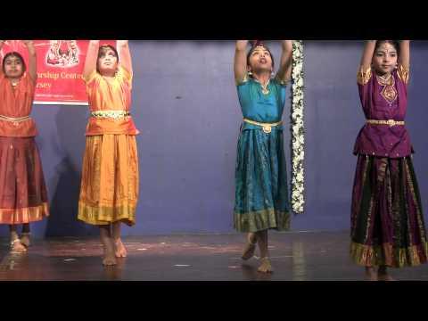 Video Nrithyanjali Institute of Dance presents Alarippu - Students of Ramya Ramnarayan download in MP3, 3GP, MP4, WEBM, AVI, FLV January 2017