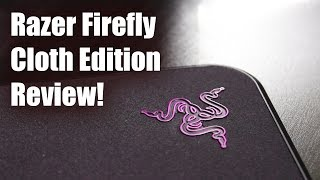 Welcome to Melonic!Today we are going to be taking a look at the Razer Firefly Cloth Edition. This review will go into the basics of this RGB mouse pad such as the surface of the pad. What we really want to look at is if it is honestly worth the money, so stay till the end of the video to see the answer to that! Without further adieu here's the Razer Firefly Cloth Edition Review! Kit Setups:https://kit.com/Melonic/gaming-setuphttps://kit.com/Melonic/camera-equipmenthttps://kit.com/Melonic/on-the-go-gaming-setupConnect with us:Teamspeak 3: Infamous.Ts.NFOServers.comTwitter: Melonic_Instagram: Melonic_Thank you so much for watching if you enjoyed please leave a comment, like, subscribe and share!