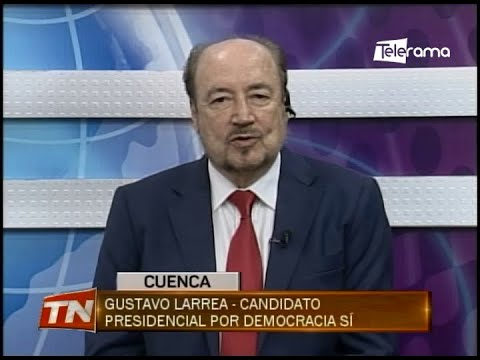 Gustavo Larrea