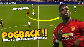 Video Kembalinya POGBACK‼️ Skills LIAR Pogba ditangan Solskjaer di 3 Pertandingan Terakhir MU 🔴 MP3, 3GP, MP4, WEBM, AVI, FLV April 2019