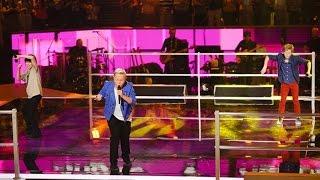 Video Angus, Ky and Robbie Sing I'm A Believer | The Voice Kids Australia 2014 MP3, 3GP, MP4, WEBM, AVI, FLV Agustus 2018