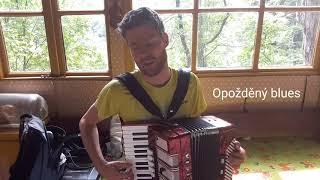 Video Kryštof Řádek - Opožděný blues (složil Lukáš Krásný)