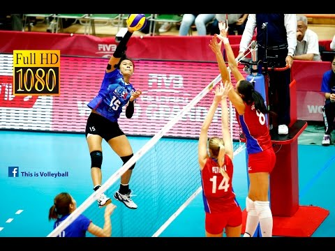 ไทย – รัสเซีย เวลา 18.00น. 8 July 2016 | Final Round | 2016 FIVB Volleyball World Grand Prix