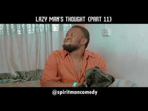 Lazy man's thought part 11 - Spiritman comedy