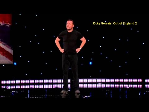 Ricky Gervais: Out Of England 2 - The Stand-Up Special 2010 - Documentary, Comedy