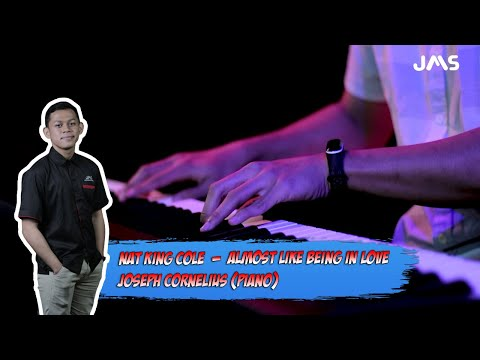 Nat King Cole - Almost Like Being in Love / Joseph Cornelius Piano Cover
