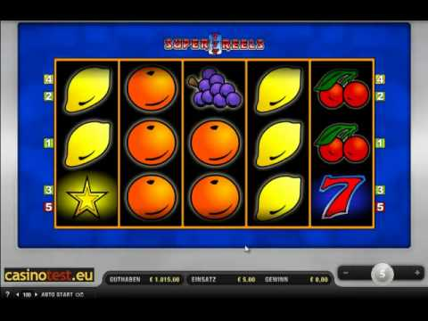 online slots test